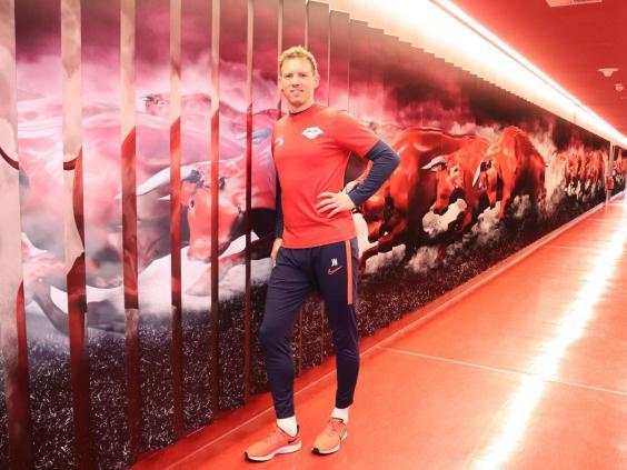 Nagelsmann is one of the best coaching prospects in Europe (RB Leipzig)