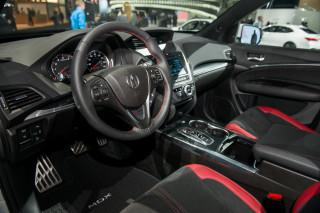 Research 2019                   ACURA MDX pictures, prices and reviews