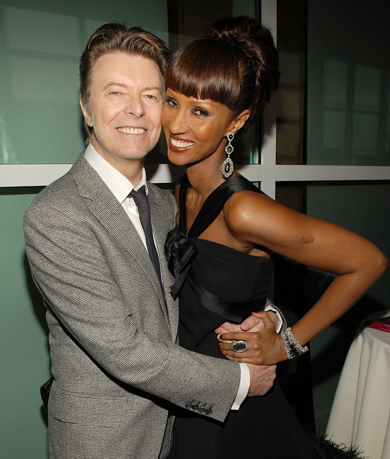 David Bowie And Iman's Daughter Is Looking Gorgeous And