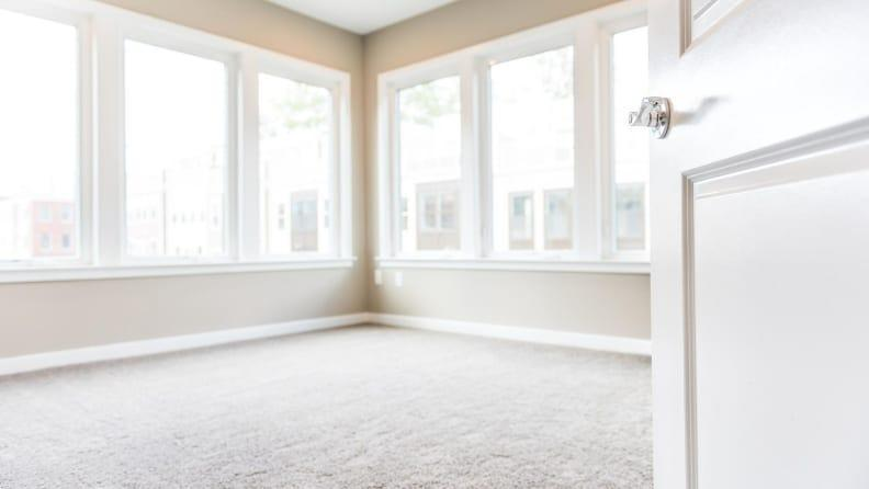 Don't be floored if brand-new wall-to-wall carpeting drops the value of your home.