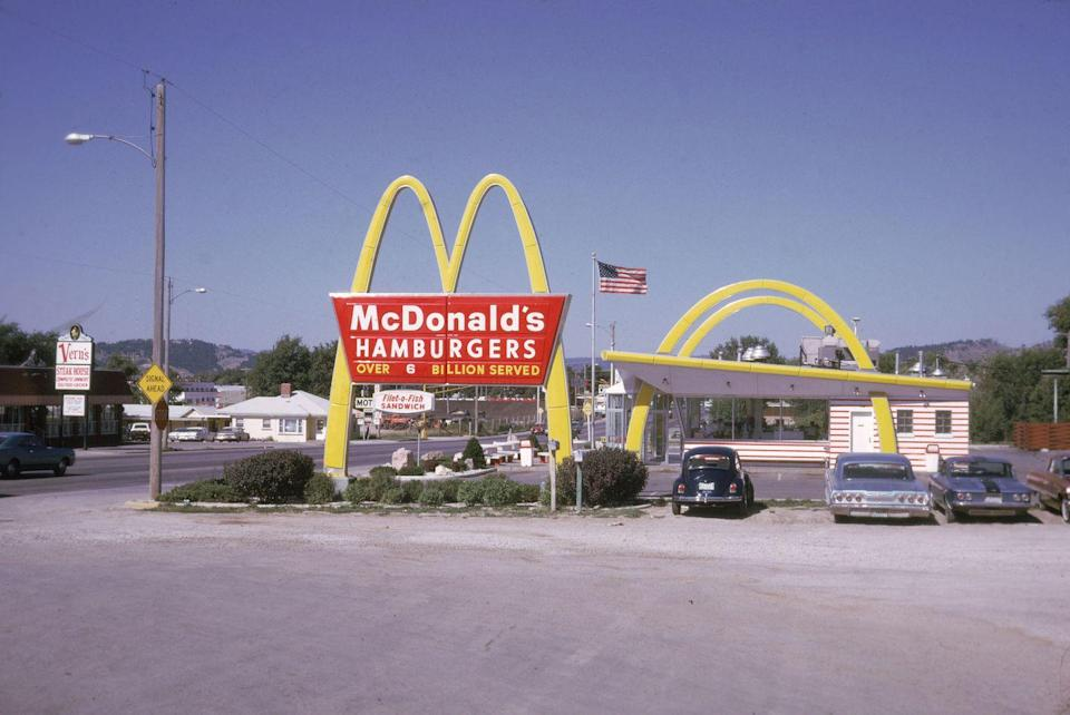<p>This was the third McDonald's restaurant ever built. It opened in Downey, California, in 1953, and is the oldest McDonald's still in operation. It is also now a designated national landmark.</p>