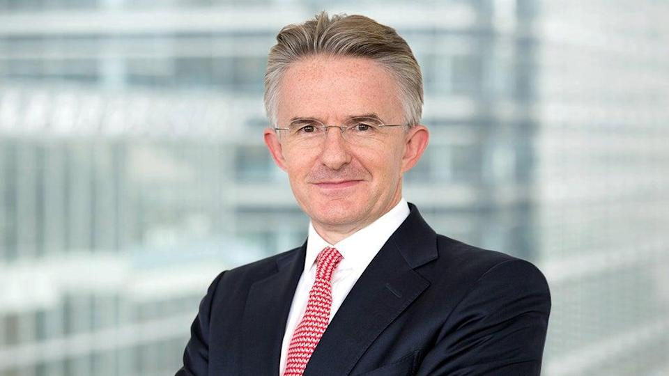 Former HSBC boss John Flint has been appointed as the inaugural permanent head of the Government's new infrastructure bank (Treasury/PA)