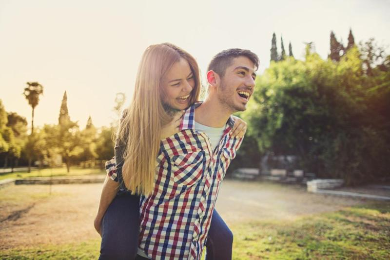 Even people in happy relationships cheat. Photo: Getty