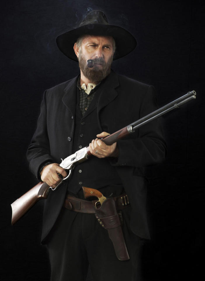 """Outstanding Actor in a Miniseries or Movie: Kevin Costner, """"Hatfields & McCoys"""""""