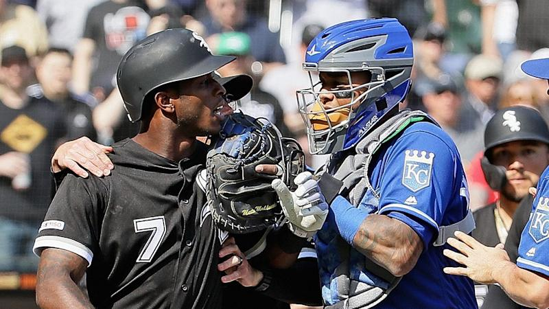 Keller, Anderson Suspended for Roles in White Sox-Royals Altercation