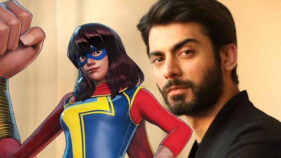 Fawad Khan to enter MCU with Disney+ series