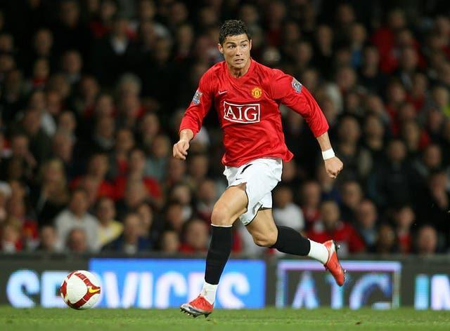 Ronaldo could make his first United appearance since returning when Newcastle visit Old Trafford on September 11 (Martin Rickett/PA).