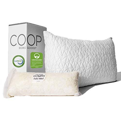 """<p><strong>Coop Home Goods</strong></p><p>amazon.com</p><p><strong>$59.99</strong></p><p><a href=""""https://www.amazon.com/dp/B00EINBSEW?tag=syn-yahoo-20&ascsubtag=%5Bartid%7C10050.g.30878783%5Bsrc%7Cyahoo-us"""" target=""""_blank"""">Shop Now</a></p><p>You probably didn't unwrap a new pillow during the holidays (talk about unglamorous gifting), but a new pillow is one of the best gifts you can give yourself. The winner of our <a href=""""https://www.goodhousekeeping.com/home-products/pillow-reviews/a19289/best-pillows/"""" target=""""_blank"""">best pillows</a> roundup, the Coop pillow has <strong>removable filling so that you can adjust the height for your perfect night's sleep.</strong></p>"""