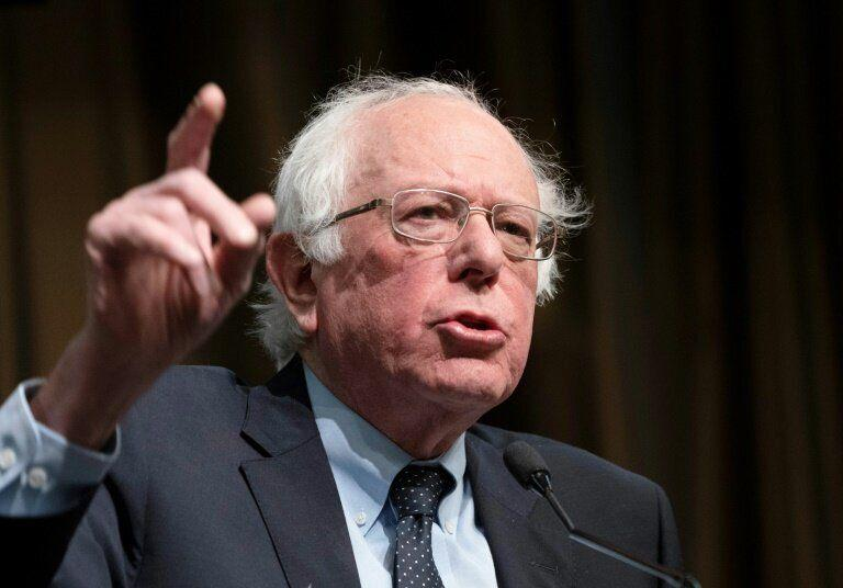 Bernie Sanders, a 2020 Democratic presidential hopeful, released an education plan that focuses on school segregation and charter schools. (Photo: SAUL LOEB/AFP)