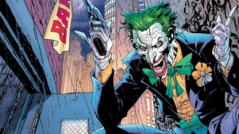 Finally! Joker to get solo comic series after 45 years