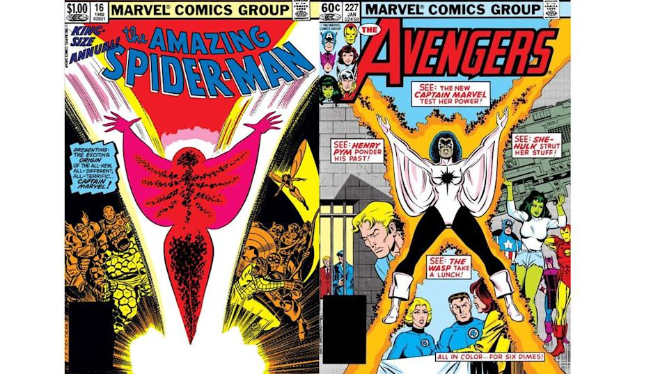 The first appearance of Monica Rambeau in Marvel Comics, as well as an early Avengers appearance.