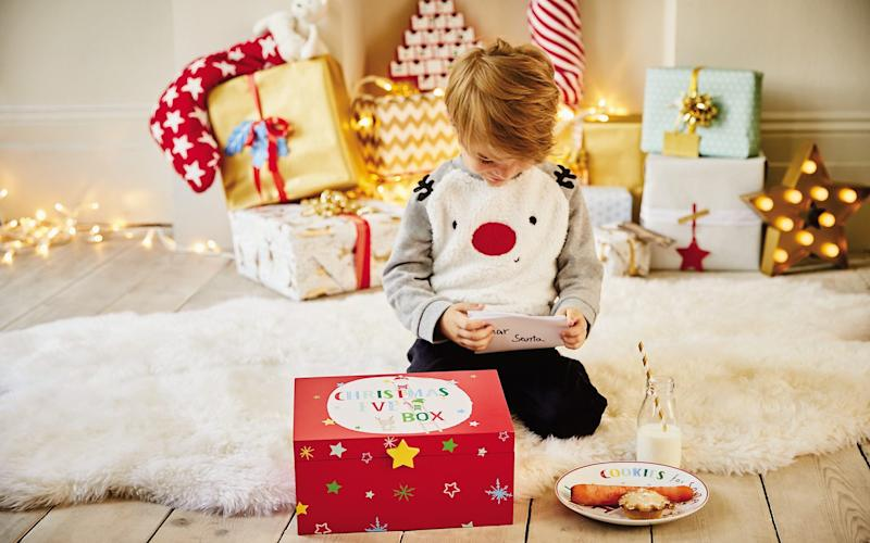 Christmas Eve boxes are the new Christmas tradition - but it's dividing some parents