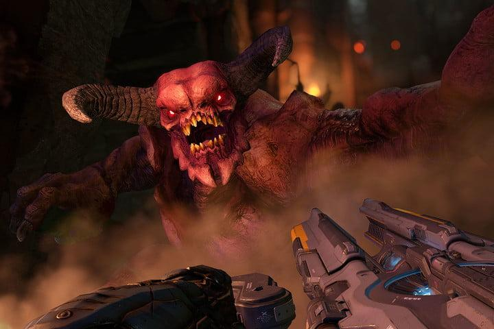 doom multiplayer beta hands on featured