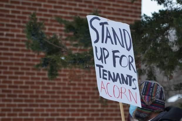 ACORN's Halifax peninsula chapter advocates for low-income tenants and workers.