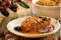 """<p>Again, bread pudding is not the only pudding wildly popular. Other iconic favs include nut pudding, custards, and dense fruit cakes.</p><p>Get the <a href=""""https://www.delish.com/cooking/recipe-ideas/a28484441/easy-bread-pudding-recipe/"""" rel=""""nofollow noopener"""" target=""""_blank"""" data-ylk=""""slk:recipe"""" class=""""link rapid-noclick-resp"""">recipe</a>.</p>"""