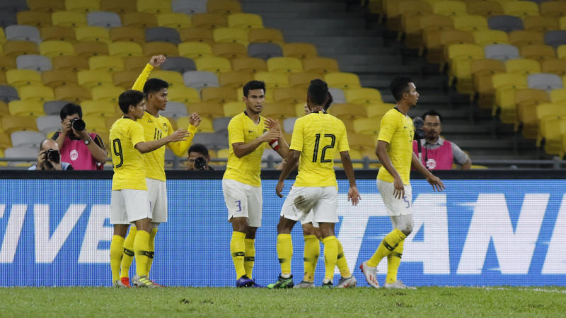 What is the best draw for Malaysia in WCQ2022/ACQ2023 Round 2?