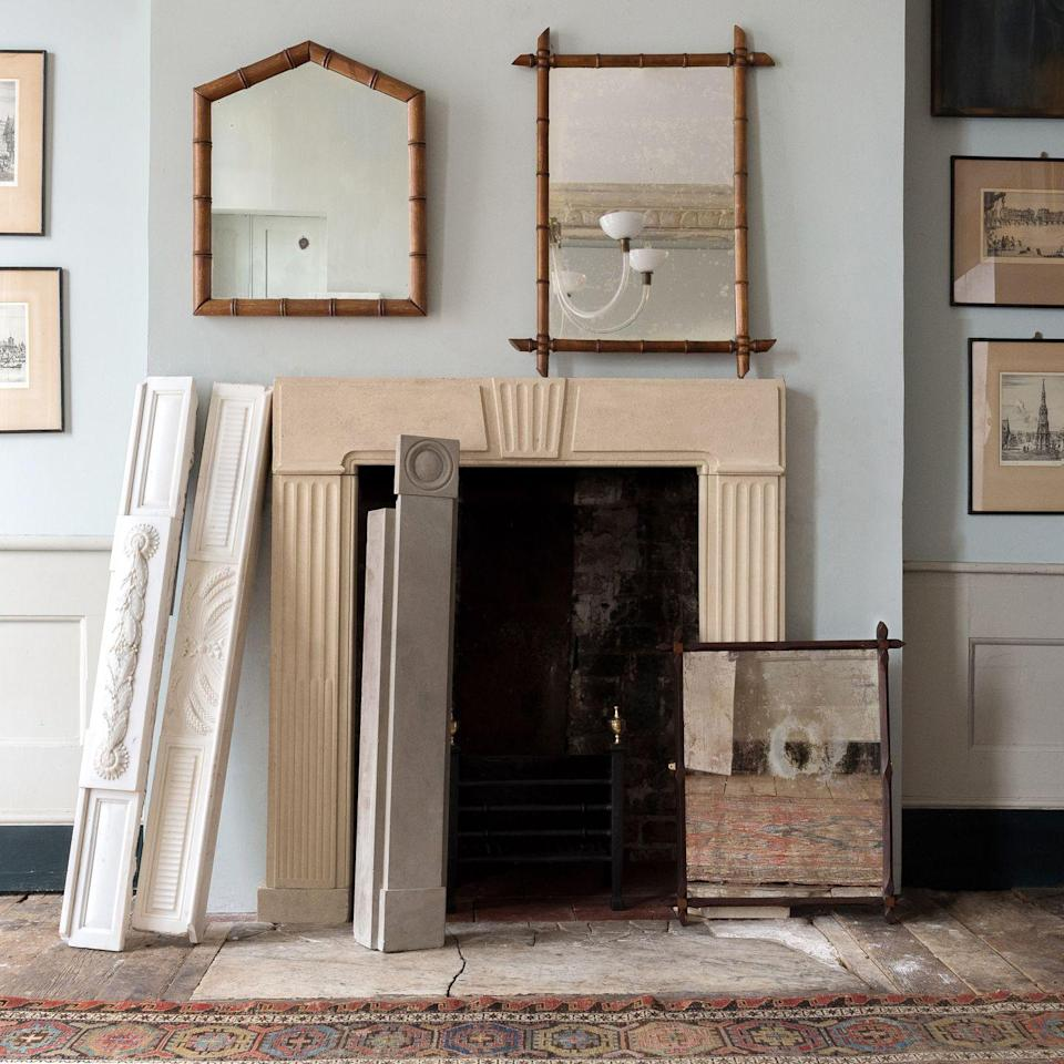 """<p>With outposts in London and Oxfordshire, Lassco is an Aladdin's cave of exquisite architectural antiques, salvage and curiosities. Expect to find everything from Regency and Art Deco mantelpieces (below) to Victorian jelly moulds – although flooring, including stone, tiles, parquet and timber boards, is a speciality. <a href=""""https://www.lassco.co.uk/"""" rel=""""nofollow noopener"""" target=""""_blank"""" data-ylk=""""slk:lassco.co.uk"""" class=""""link rapid-noclick-resp"""">lassco.co.uk</a></p>"""