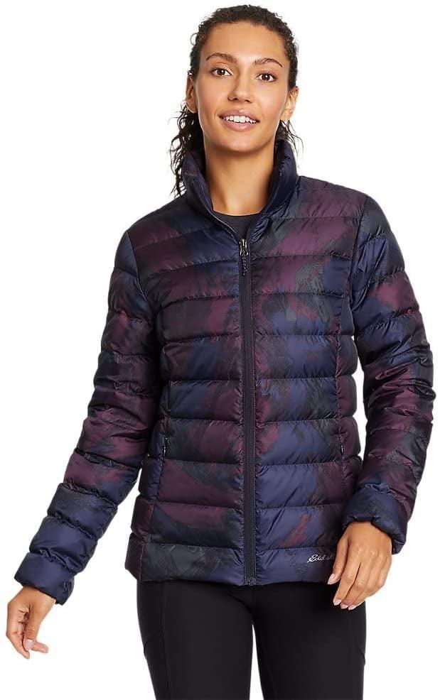 <p>The color gradients of this <span>Eddie Bauer CirrusLite Down Jacket</span> ($69, originally $99) make it stand out, while the water-resistant fabric will ensure you get a lot of wear out of it. It'll quickly become your go-to.</p>