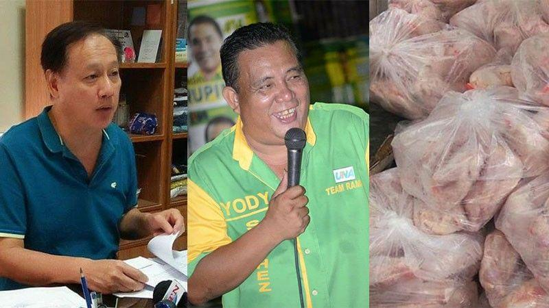 Bzzzzz: 17,000 chickens donated to barangays sold by Milo, councilor accuses. 'Waaa,' says Busay  head.