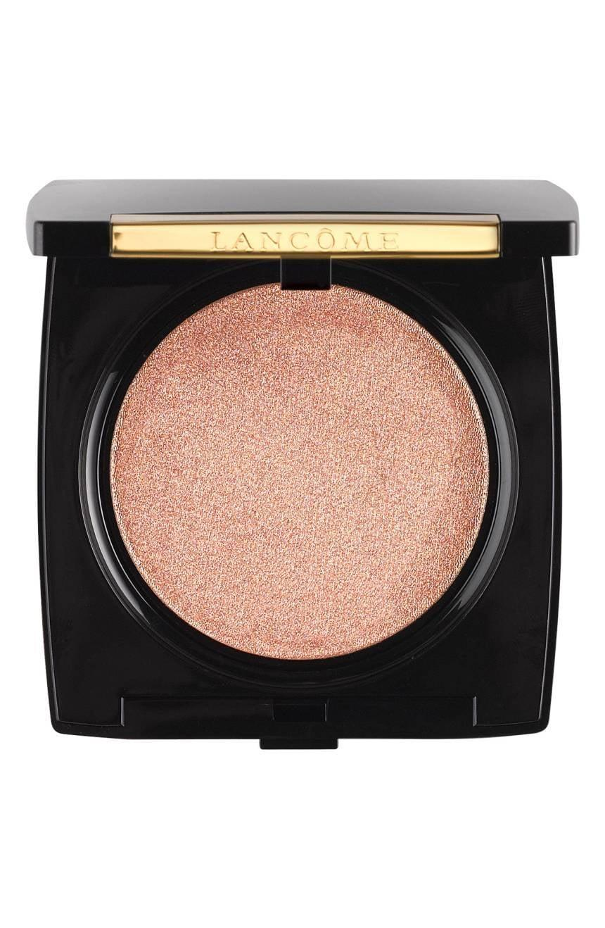 <p>The cream-to-powder formula of this <span>Lancôme Dual Finish Highlighter</span> ($34, originally $40) will smoothly melt into your skin. It's very buildable, so you can make it as intense as you'd like. </p>