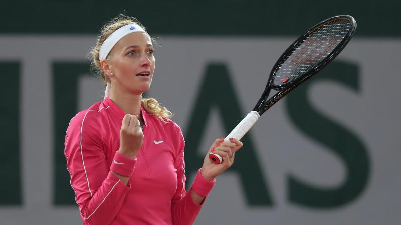 It's been a long ride – Petra Kvitova gets emotional after French Open win
