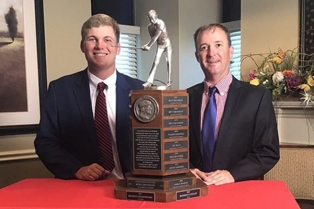 Men's college golf has three national player-of-the-year awards, each with their own criteria and voting panels. Here's a primer to keep them each straight