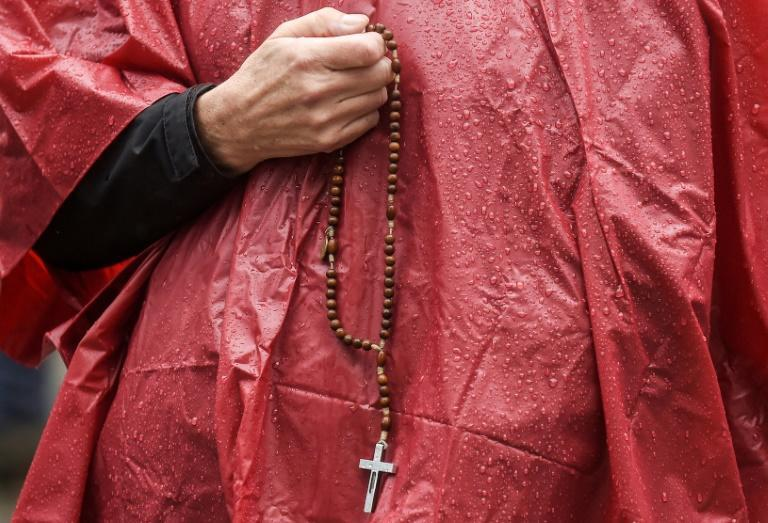 Regular prayer services have been banned under France's partial lockdown against the spread of the coronavirus