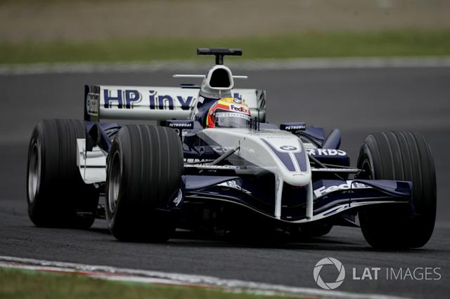 "2005: Williams-BMW FW27 <span class=""copyright"">Sutton Images</span>"