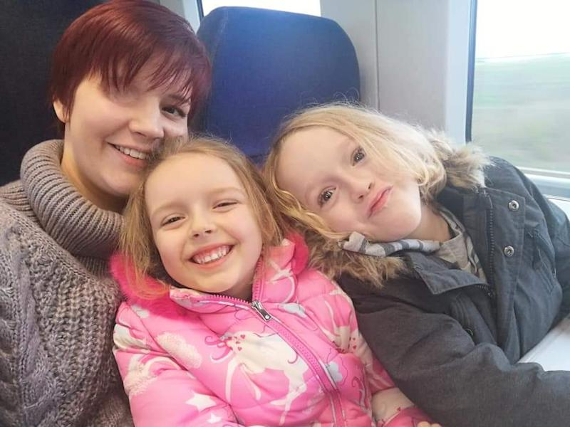 Toni Crews hopes to take her children to Legoland for a special day out before she reaches end-of-life care (Toni Crews)
