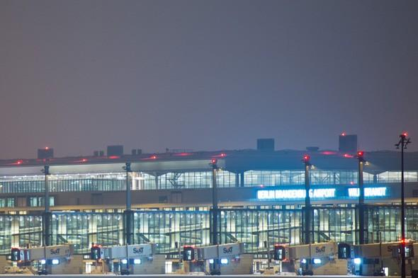 Guess what you can't do at Berlin's brand new airport....