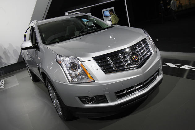 Cadillac An American Luxemobile Comes Roaring Back