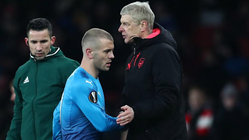 Wenger: Wilshere has a contract proposal but nothing has changed