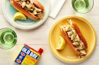 """Lobster rolls may get all the glory, but crab rolls are way easier to pull off at home—and, dare we say it, maybe even more delicious. <a href=""""https://www.epicurious.com/recipes/food/views/brown-butter-crab-roll-56389939?mbid=synd_yahoo_rss"""" rel=""""nofollow noopener"""" target=""""_blank"""" data-ylk=""""slk:See recipe."""" class=""""link rapid-noclick-resp"""">See recipe.</a>"""