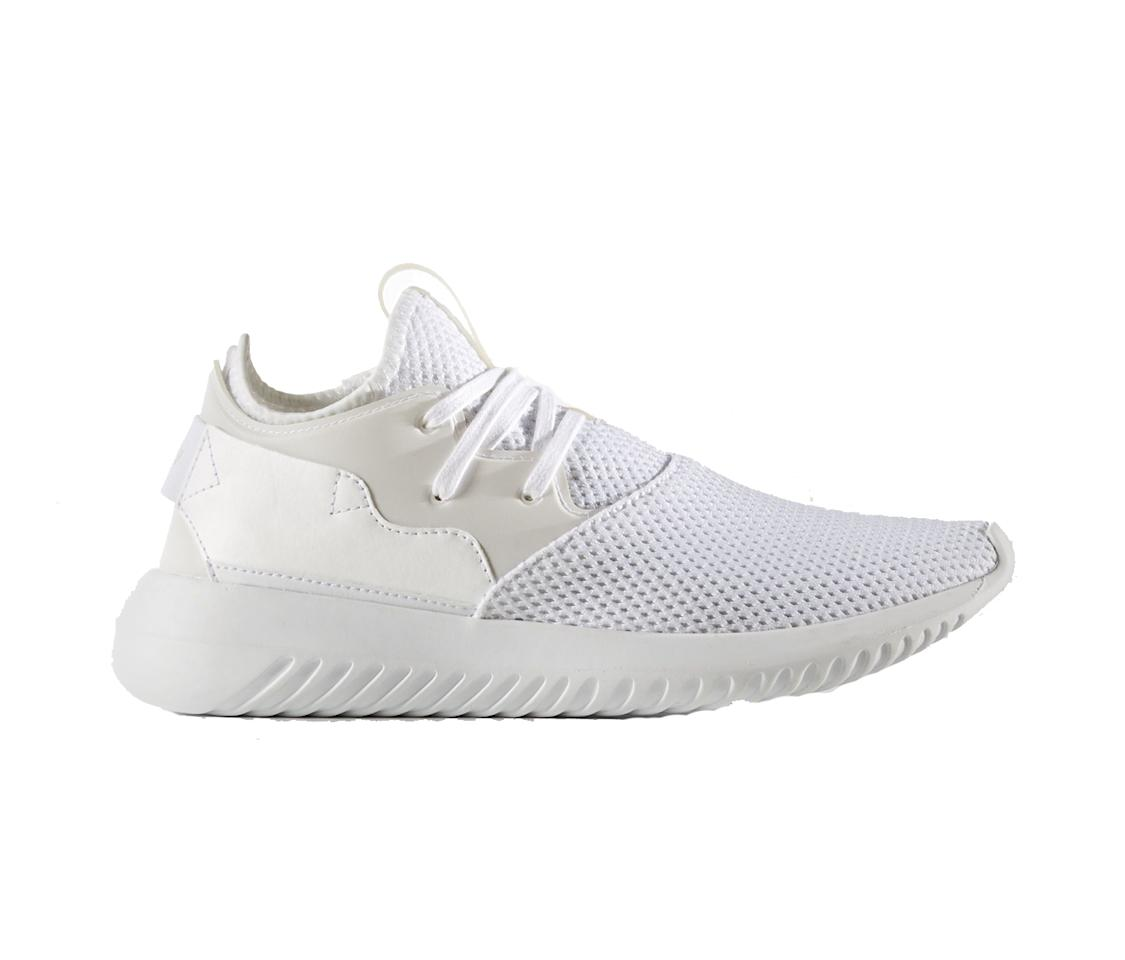 "<p><strong>Adidas</strong> Tubular Entrap Shoes, $110, <a rel=""nofollow"" href=""http://www.adidas.com/us/tubular-entrap-shoes/BA7099.html"">adidas.com</a> </p>"