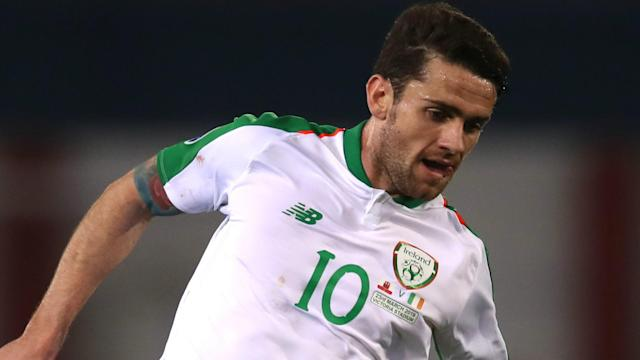 "Robbie Brady captained the Republic of Ireland to victory over New Zealand, but manager Mick McCarthy says he is not ""fully match sharp""."