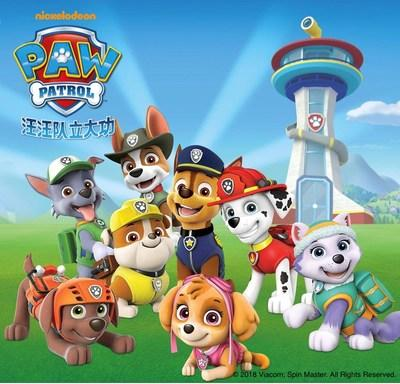 Iqiyi Signs New Expanded Multi Year Nickelodeon Content Deal For