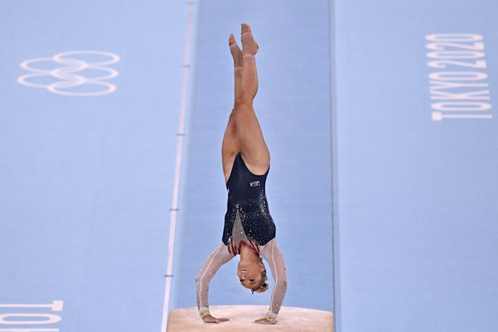 <p>After the Tokyo Olympics she is planning to retire from gymnastics. She will not compete in her senior season at Utah.</p>