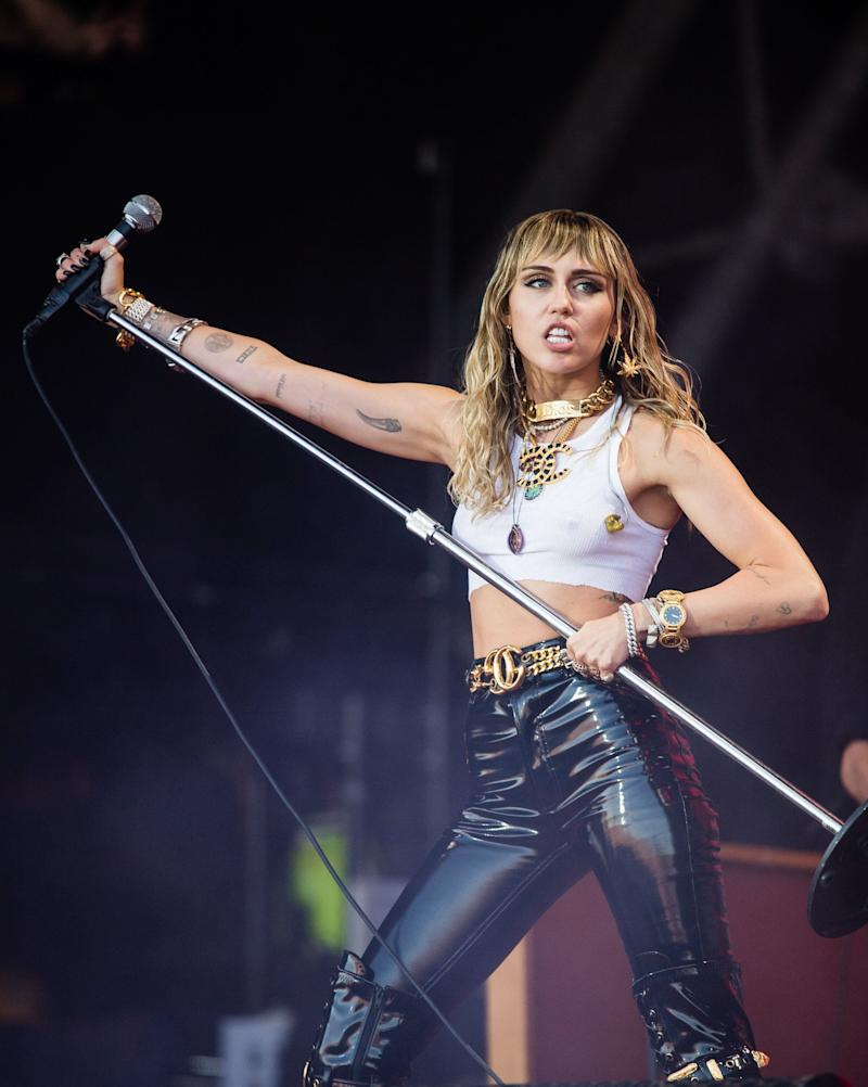 She might be one of the most famous women in pop, but Miley Cyrus has actually only ever been nominated for one Grammy.<br /><br />In 2015, she was up for Best Pop Vocal Album for her infamous Bangerz release, but lost out to Sam Smith's In The Lonely Hour.