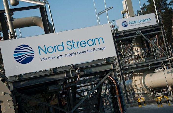 Nord Stream 2 faces opposition from many countries in eastern and central Europe, the United States and particularly Ukraine because it risks increasing Europe's dependence on Russian natural gas (AFP Photo/JOHN MACDOUGALL)