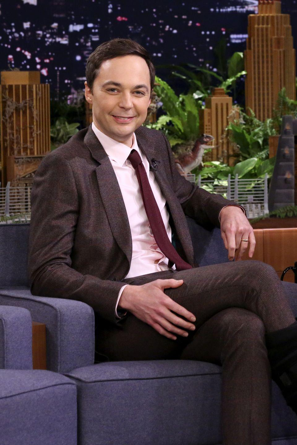 "<p>While his role as Sheldon Cooper earned him a Golden Globe, <a href=""https://www.forbes.com/sites/maddieberg/2017/09/28/the-worlds-highest-paid-tv-actors-jim-parsons-leads-with-27-5-million/#8770c6a51a30"" rel=""nofollow noopener"" target=""_blank"" data-ylk=""slk:along with a hefty paycheck"" class=""link rapid-noclick-resp"">along with a hefty paycheck</a>, Jim Parsons decided season 12 would be his last. CBS tried to urge the actor to stay by <a href=""https://www.businessinsider.com/big-bang-theory-actor-salaries-compared-to-highest-paid-tv-stars-2019-5"" rel=""nofollow noopener"" target=""_blank"" data-ylk=""slk:offering him a $50 million contract for two years"" class=""link rapid-noclick-resp"">offering him a $50 million contract for two years</a>, but he declined. The show then announced that it would <a href=""https://www.adweek.com/tv-video/the-big-bang-theory-will-officially-end-in-may-after-12-seasons/"" rel=""nofollow noopener"" target=""_blank"" data-ylk=""slk:end with Parsons after the season 12"" class=""link rapid-noclick-resp"">end with Parsons after the season 12</a>. </p>"