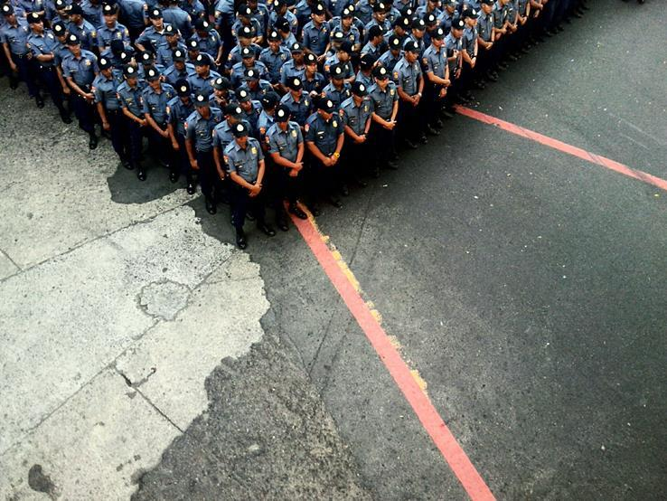 Are Color-Coded Cops the Solution to Police Brutality?