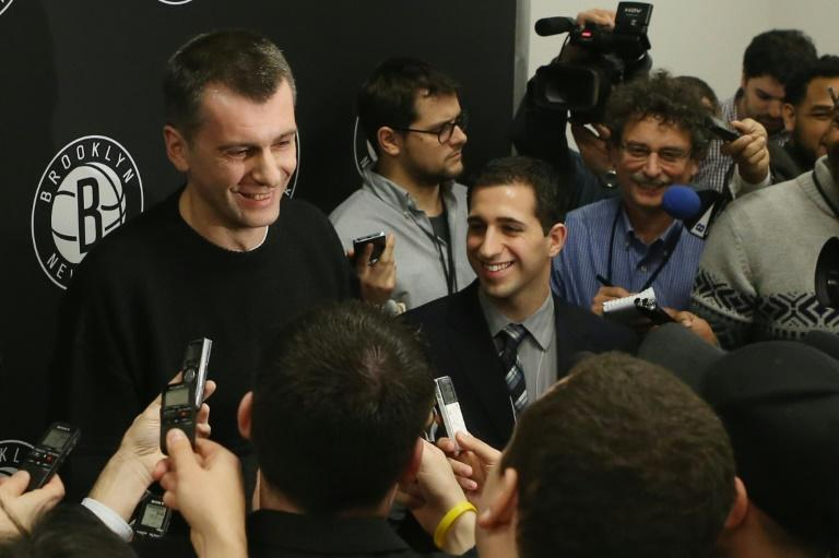 Brooklyn Nets owner Mikhail Prokhorov has agreed to sell his 51 percent ownership of the NBA team and its Barclays Center home arena to Alibaba co-founder Joseph Tsai, the team announced Friday
