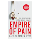 """<p><a class=""""link rapid-noclick-resp"""" href=""""https://www.amazon.co.uk/Empire-Pain-History-Sackler-Dynasty-ebook/dp/B08QJMJWQ3?tag=hearstuk-yahoo-21&ascsubtag=%5Bartid%7C1923.g.25432602%5Bsrc%7Cyahoo-uk"""" rel=""""nofollow noopener"""" target=""""_blank"""" data-ylk=""""slk:SHOP"""">SHOP</a></p><p>The New Yorker writer won the 2019 Orwell Prize for Say Nothing, his incredible examination into the history of the Troubles in Northern Ireland. Now he's back with Empire of Pain, which will delve into the world of the notorious Sackler family, who made their riches developing Oxycontin, which became a catalyst for the opioid crisis that currently grips the United States. It's out on 13 May in the UK, and you can pre-order now.</p><p>£16, <a href=""""https://www.amazon.co.uk/Empire-Pain-History-Sackler-Dynasty-ebook/dp/B08QJMJWQ3"""" rel=""""nofollow noopener"""" target=""""_blank"""" data-ylk=""""slk:amazon.co.uk"""" class=""""link rapid-noclick-resp"""">amazon.co.uk</a></p>"""