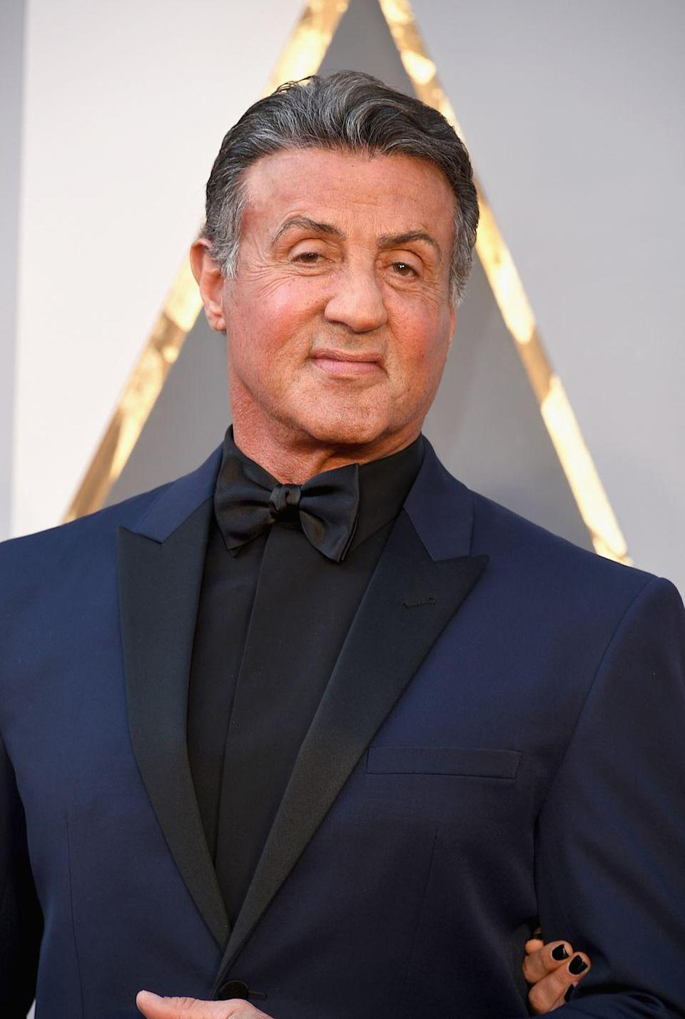 """<p>The iconic actor known for his roles in <em>Rocky</em> talked to <em><a href=""""https://www.gq.com/story/sylvester-stallone-comedy-star"""" rel=""""nofollow noopener"""" target=""""_blank"""" data-ylk=""""slk:GQ"""" class=""""link rapid-noclick-resp"""">GQ</a> </em>about the 1992 comedy which was,""""maybe one of the worst films in the entire solar system, including alien productions we've never seen."""" </p>"""