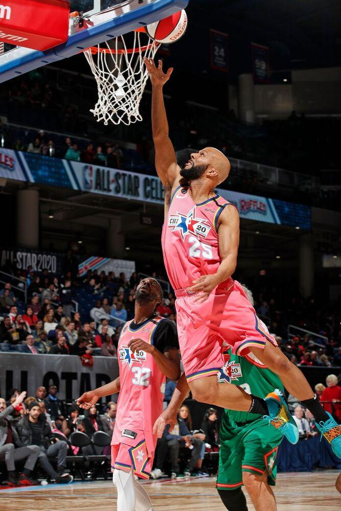 Common Leads Team Wilbon to Victory in 2020 NBA All-Star ...