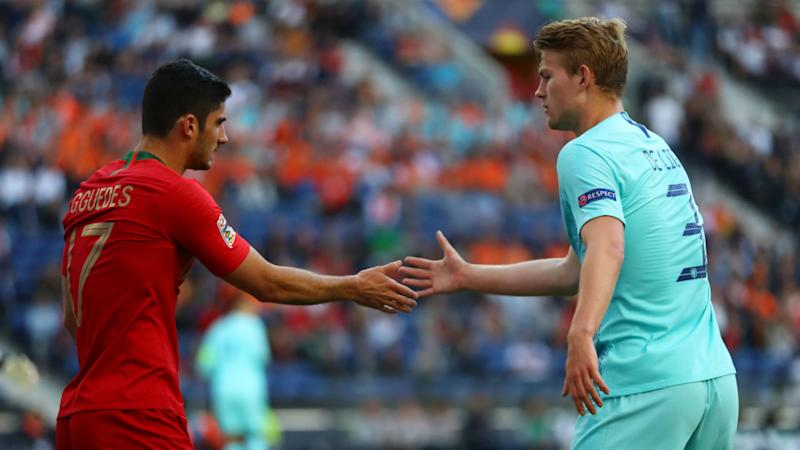 Portugal 1 Netherlands 0: Guedes delivers Nations League glory