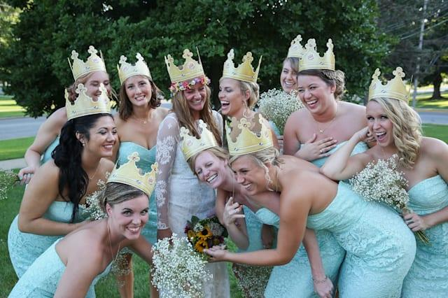 The Burger-King Wedding In Jacksonville, IL