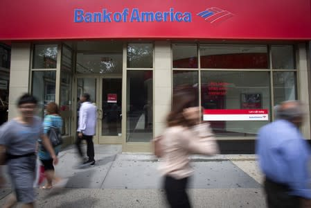 Bank of America's push to turn around investment bank is bearing fruit