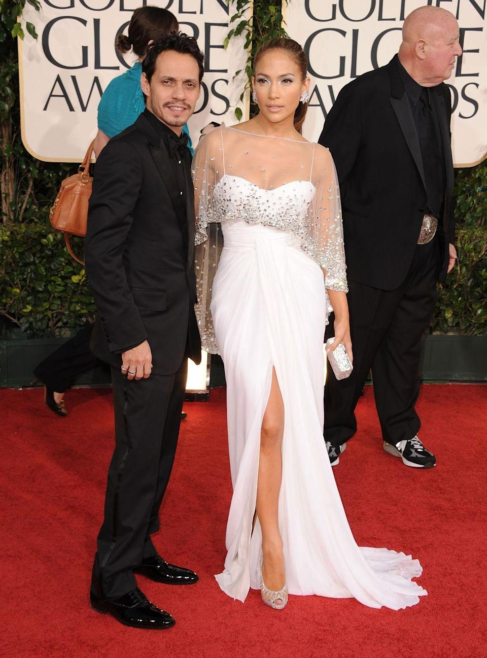 <p><strong>When: </strong>January 2011</p><p><strong>Where: </strong>The Golden Globes</p><p><strong>Wearing: </strong>Zuhair Murad</p>
