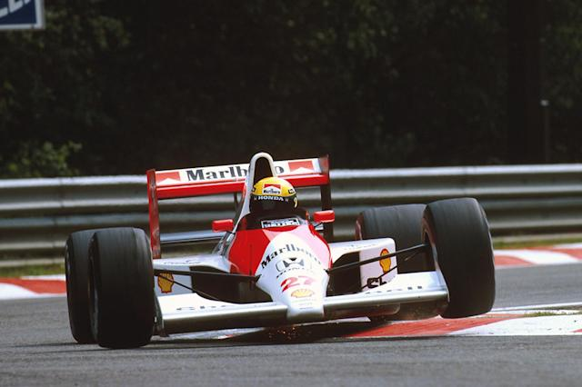 "25 - GP de Bélgica, 1990, Spa-Francorchamps <span class=""copyright"">Sutton Motorsport Images</span>"